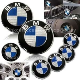 Bmw Carbon Fiber Hood Trunk Wheel Center Cap