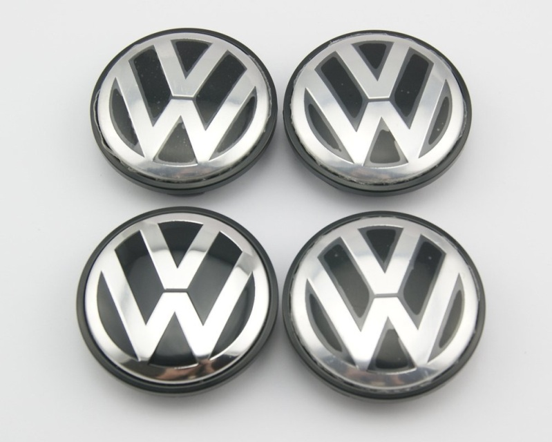 Vw Wheel Cneter Cap Audi Emblem Welcome Light Baby Back